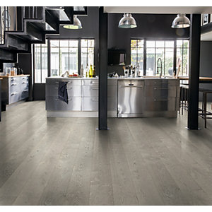 Quick Step Parquet Concrete Oak Oiled Engineered Flooring 14mm 2.075m2/PK PAL3795S