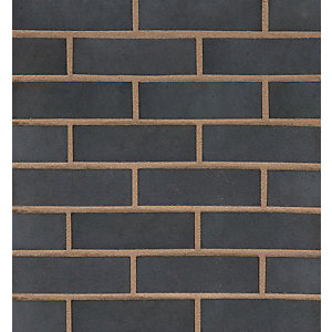 Terca Brick Kingsbury Class B Blue Solid 73mm Pack 385