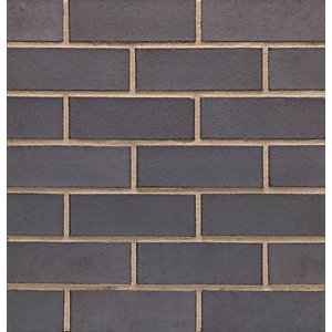 Terca Brick Staffordshire Perforated Engineering Smooth Blue Pack 400