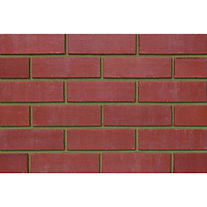 Wienerberger Engineering Brick Red Perforated Class B 65mm - Pack of 400