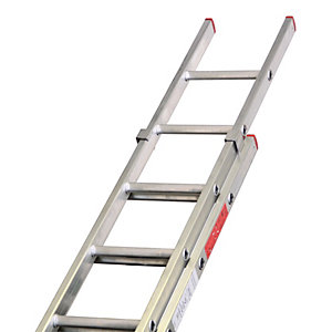 Lyte Domestic 2 Section Extension Ladder 2 x 9 Rung