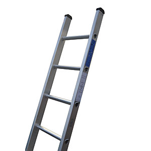 Lyte Industrial Class One Single Section Ladder 1 x 15 Rung
