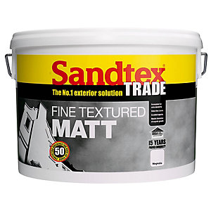 Weathershield Sandtex Masonry Exterior Paint Travis Perkins