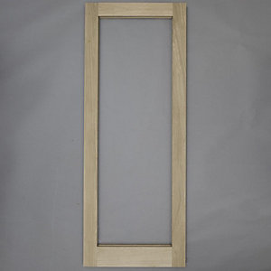 Solid Oak Custom Size Pattern 10 External Door