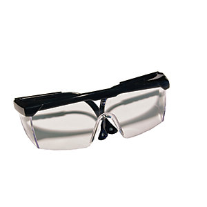 4Trade Safety Glasses Clear Lens