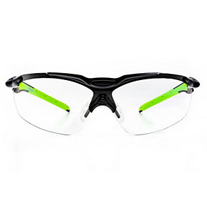 Armour Up Sports Style Safety Glasses Clear Lens