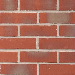 All About Bricks Facing Brick Red Multi Stock - Pack of 624