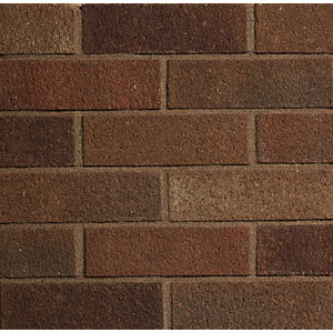 Carlton Facing Brick Heather Sandfaced - Pack of 504