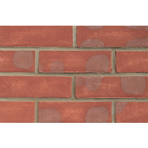 Forterra Facing Brick Atherstone Red Multi Stock - Pack of 495