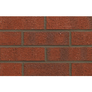 Forterra Facing Brick County Multi Rustic - Pack of 504