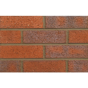 Forterra Facing Brick Dark Multi Rustic - Pack of 504