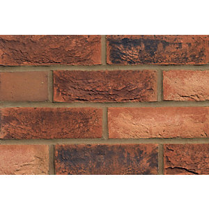 Forterra Facing Brick Hampton Rural Blend - Pack of 495