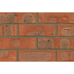 Forterra Facing Brick Thoresby Red Multi - Pack of 495