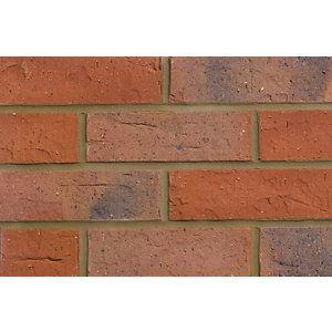 Forterra Facing Brick Worcester Red Multi Worrm - Pack of 500