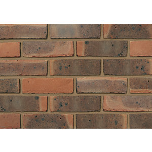 Ibstock Facing Brick Ashdown Bexhill Dark - Pack of 500