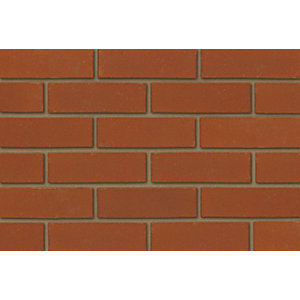 Ibstock Facing Brick Aston Red Sandfaced 73mm - Pack of 336