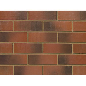 Ibstock Facing Brick Callerton Weathered Red 73mm - Pack of 424
