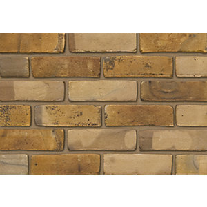 Ibstock Facing Brick Funton Old Chelsea Yellow - Pack of 500