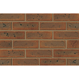 Ibstock Facing Brick Hardwicke Welbeck Red Mixture - Pack of 475