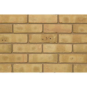 Ibstock Facing Brick Laybrook Sevenoaks Yellow Stock - Pack of 475