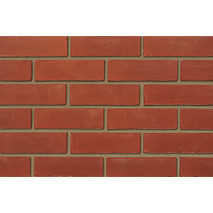 Ibstock Facing Brick Leicester Red Stock - Pack of 500