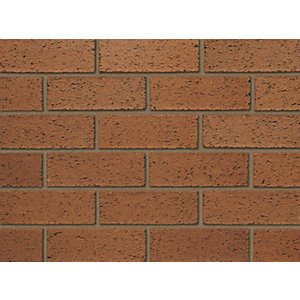 Ibstock Facing Brick Ravenhead Red Rustic - Pack of 404