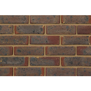 Ibstock Facing Brick West Hoathly Sharpthorne Mixed Stock - Pack of 500