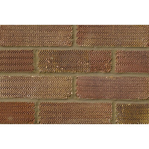 London Brick Company Facing Brick Rustic Antique 73mm - Pack of 360