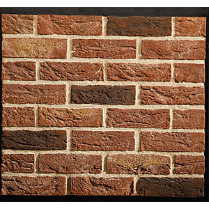 Traditional Brick & Stone Facing Brick Audley Antique - Pack of 730