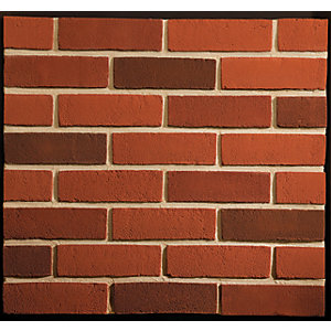 Traditional Brick & Stone Facing Brick Moreton Red Multi - Pack of 600