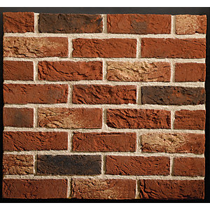 Traditional Brick & Stone Facing Brick Red Blend - Pack of 730