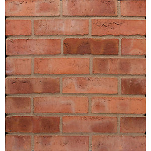 Wienerberger Facing Brick Autumn Russet Sovereign Stock - Pack of 430