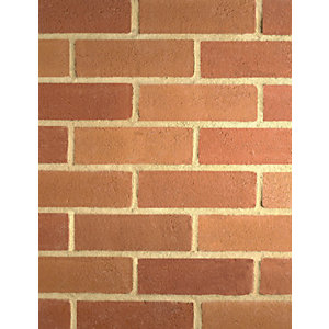 Wienerberger Facing Brick Blended Orange Gilt Stock - Pack of 500