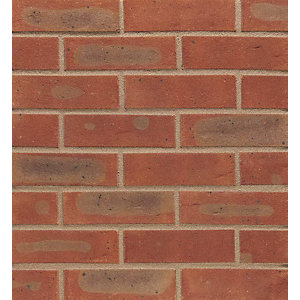 Wienerberger Facing Brick Caldera Red Multi - Pack of 430