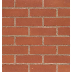 Wienerberger Facing Brick Dorchester Red 157210 - Pack of 608