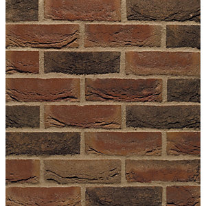 Wienerberger Facing Brick Loxley Red Multi - Pack of 652