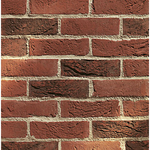 Wienerberger Facing Brick Olde Woodford Red Multi - Pack of 528