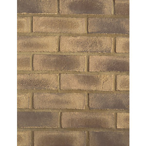 Wienerberger Facing Brick Smoked Yellow Multi Gilt - Pack of 500