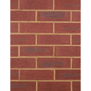 Wienerberger Facing Brick Tuscan Red Multi - Pack of 430