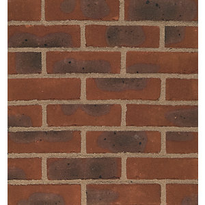 Wienerberger Facing Brick Warnham Lingfield Red Multi - Pack of 500