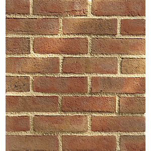 Wienerberger Facing Brick Warnham Nutcombe Multi - Pack of 500