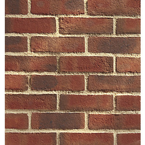Wienerberger Terca Facing Brick Warnham Chartham Multi 65mm (Pack of 500)