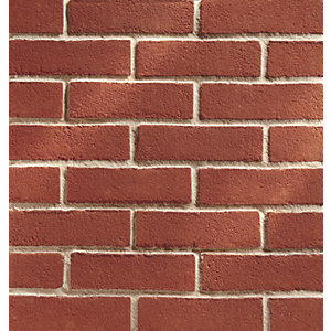 Wienerberger Terca Facing Brick Warnham Red Stock 65mm (Pack of 500)