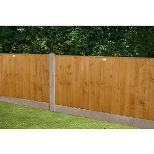 Featheredge Panel 1830mm x 1230mm (1.23m High)