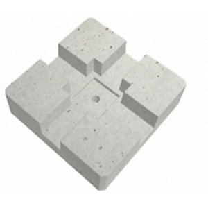 Supreme Concrete Dekblok 300mm x 300mm x 100 mm DEC001