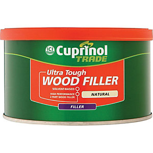 Cuprinol Ultra Tough Wood Filler Natural 250gm