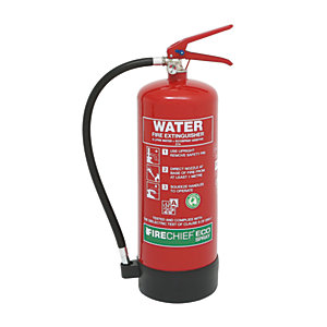 Firechief Eco Spray 6L Water Additive Extinguisher (ESW6)