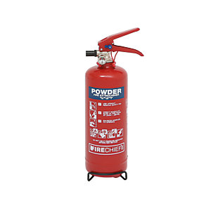 Firechief Xtr 2kg Powder Extinguisher (FXP2)