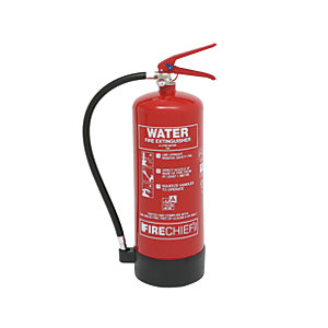 Firechief Xtr 6L Water Extinguisher (FXW6)