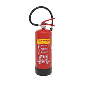Firechief Xtr 6L Wet Chemical Extinguisher (FXWC6)